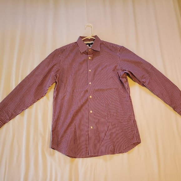 Banana Republic Other - Banana Republic Plaid Button Down Shirt